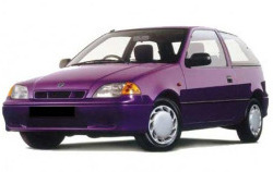 Капаци за SUZUKI SWIFT H/B от 1989 до 1995