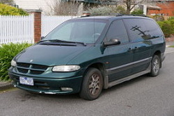 Картери за CHRYSLER VOYAGER (GS) от 1995 до 2001