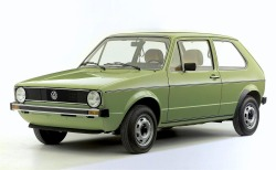 VOLKSWAGEN GOLF I от 1974 до 1983