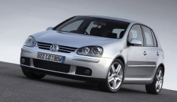 VOLKSWAGEN GOLF V от 2003 до 2008