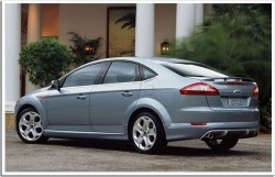 FORD MONDEO от 2007 до 2010