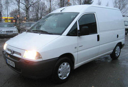 CITROEN JUMPY от 1995 до 2003
