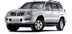 TOYOTA LAND CRUISER J120  от 2002 до 2009