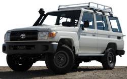 TOYOTA LAND CRUISER J80 от 1990 до 1994
