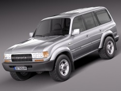 TOYOTA LAND CRUISER J80 от 1994 до 2000