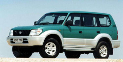 TOYOTA LAND CRUISER J90 от 1996 до 2002