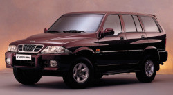Палци за делко за SSANGYONG MUSSO от 1995 od 2005