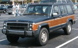 Носачи за CHRYSLER WAGONEER от 1984 до 1992